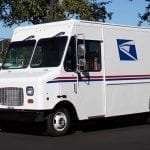 USPS Orders Seven All-Electric Vans